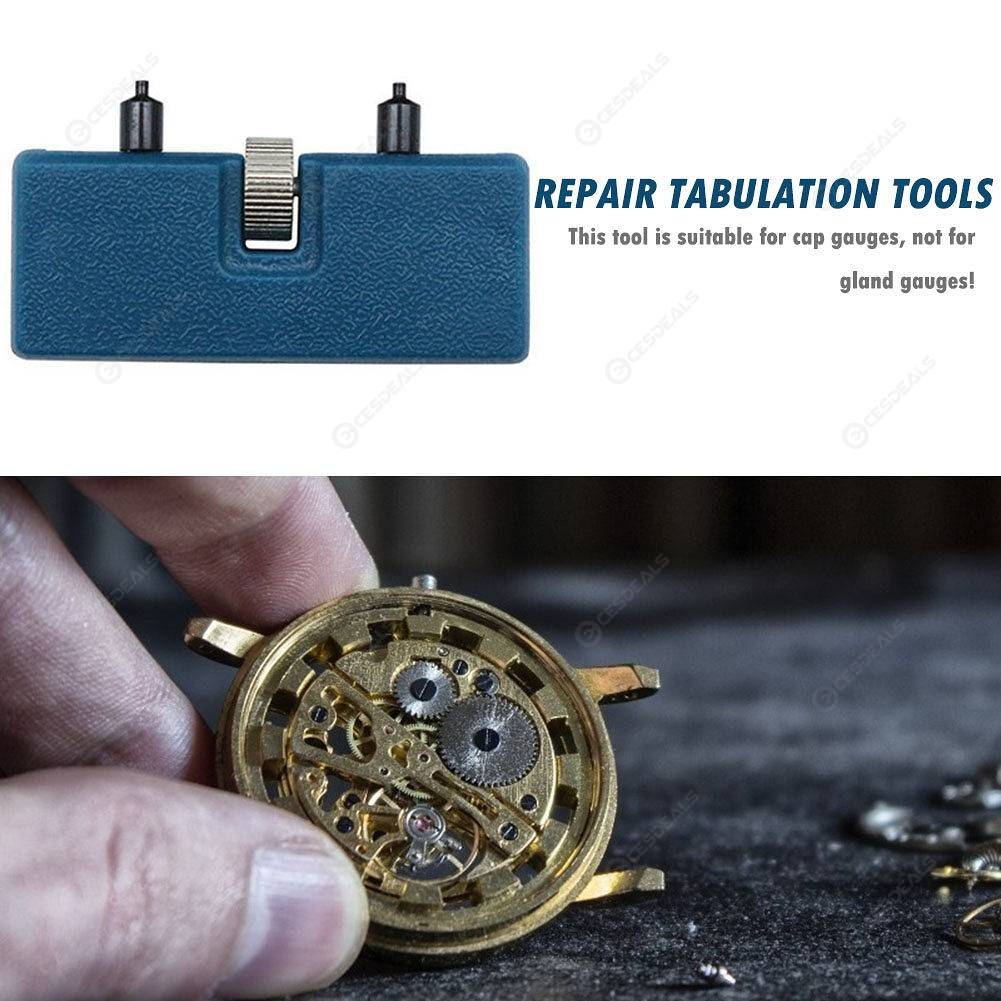 Watch Case Opener Repair Watchmaker Tool Wristwatch Battery Remover Wrench