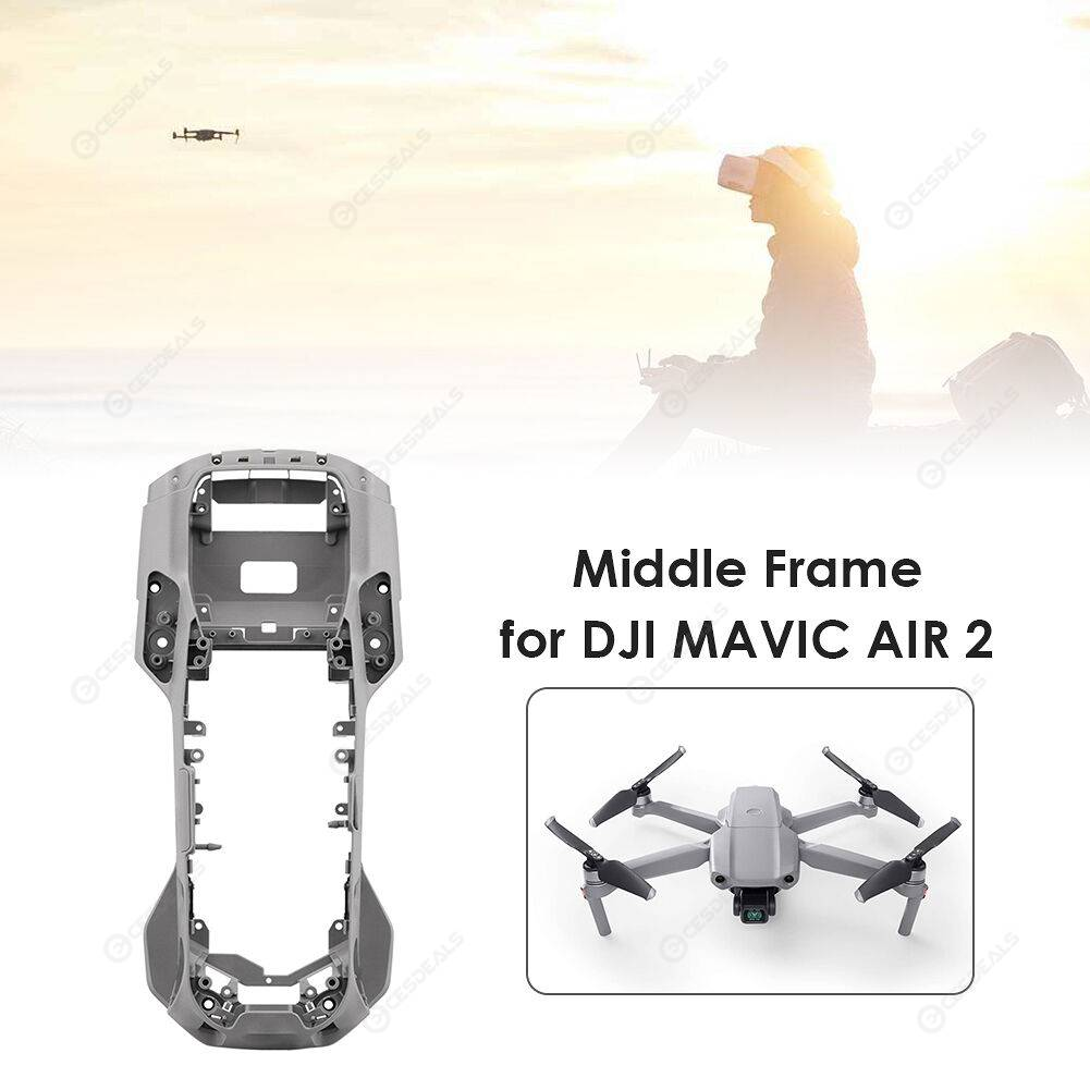 Drone Body Shell Middle Frame for DJI MAVIC AIR 2 Replacement Repair Parts