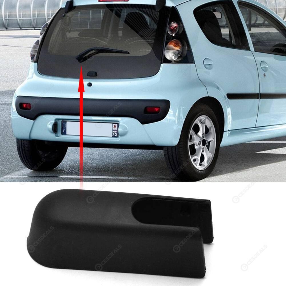 For Toyota Aygo/ Citroen C1 Rear Windshield Windscreen Wiper Arm Nut Cover