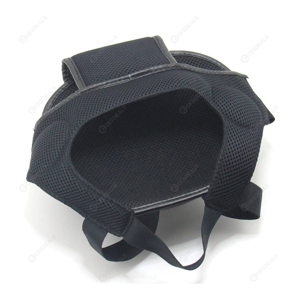 Taekwondo Sanda Back Head Protection Helmet Boxing Training Protective Gear