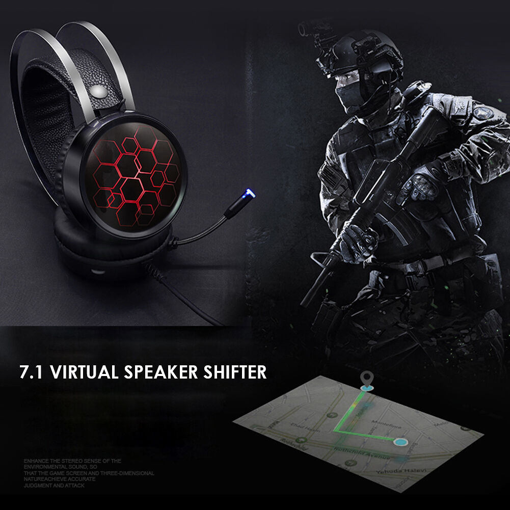 X1 3.5mm Wired Headset Deep Bass Gaming Headphone with Long Mic