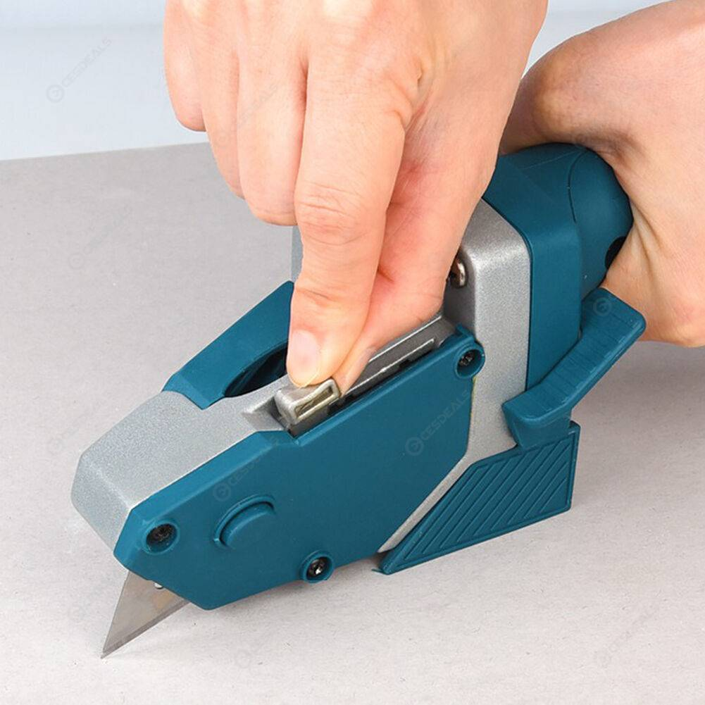 Woodwork Gypsum Board Cutting Tool Kit Scriber Drywall Artifact with Scale