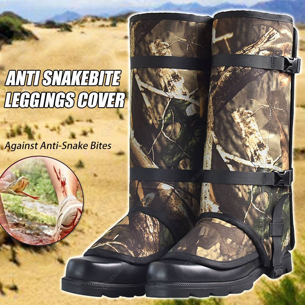Safety Snake Protection Gaiters Outdoor Hunting Thickened Leggings Cover