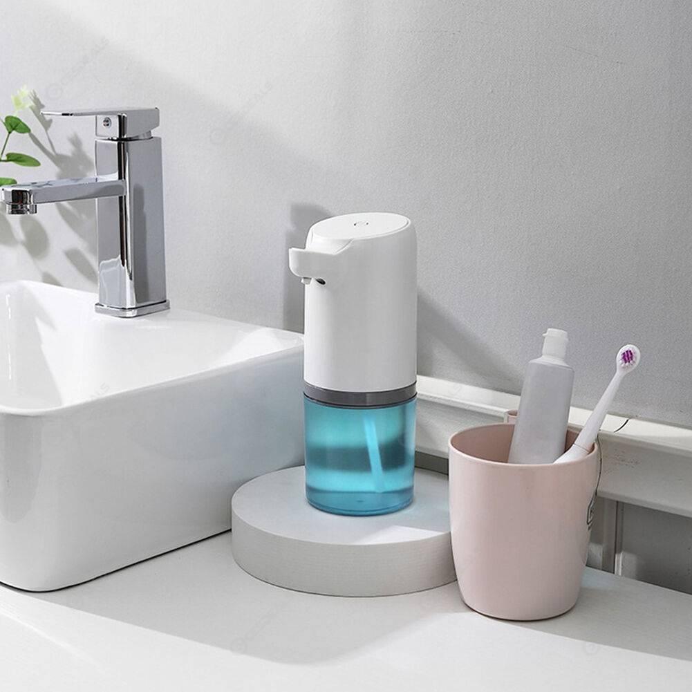 Touchless Bathroom Smart Sensor Liquid Soap Dispenser Hand Washing Device