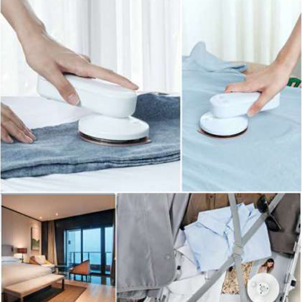 160W Cordless Electric Steam Iron for Garment Steaming Wireless Steamer