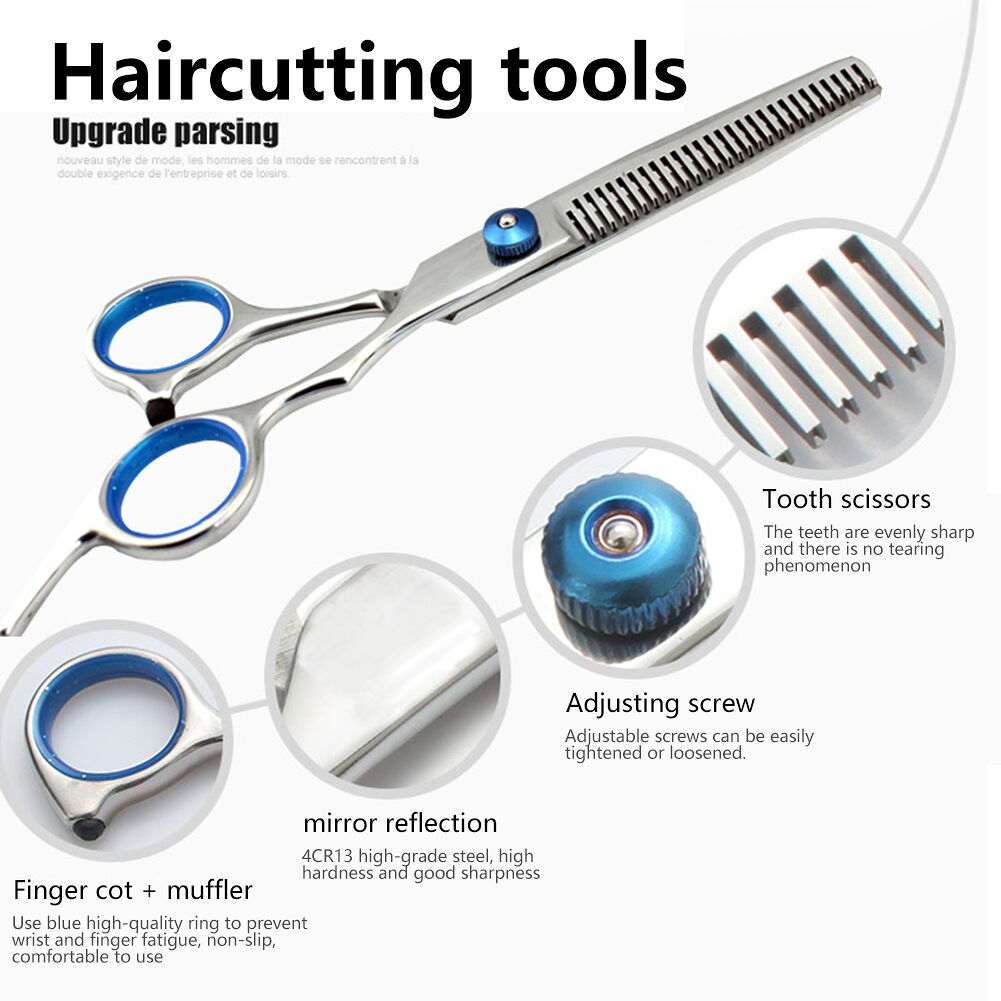 Thinning Styling Tool Hair Scissors Stainless Steel Barber Shear (Thinning)