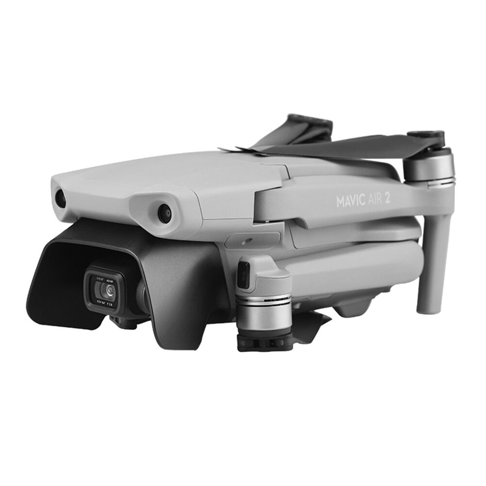 Anti-Glare Drone Lens Hood for DJI Mavic Air 2 Gimbal Lens Sunshade Cover