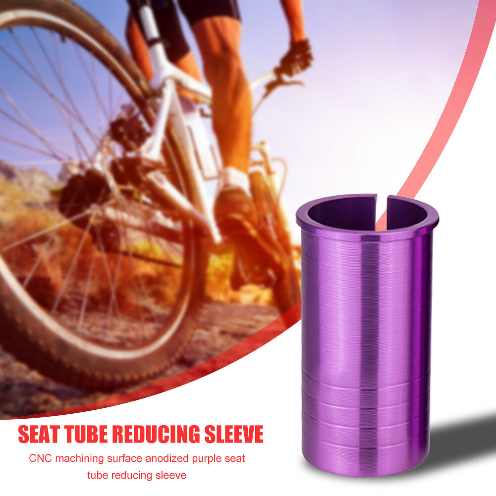 ZTTO Bike Seat Tube Reducing Sleeve MTB Seatpost Adapter (30.8 to 27.2)