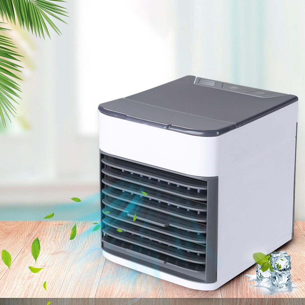 3 in 1 Air Conditioner Fan Cooling Humidification Spray Purifier Air Cooler
