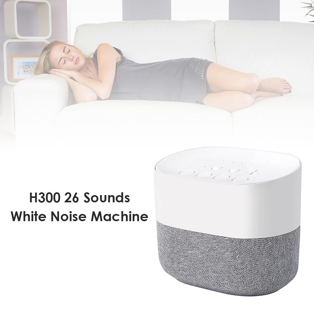 H300 26 Sounds USB Rechargeable Night Light Timing Sleep Music Aid Machine