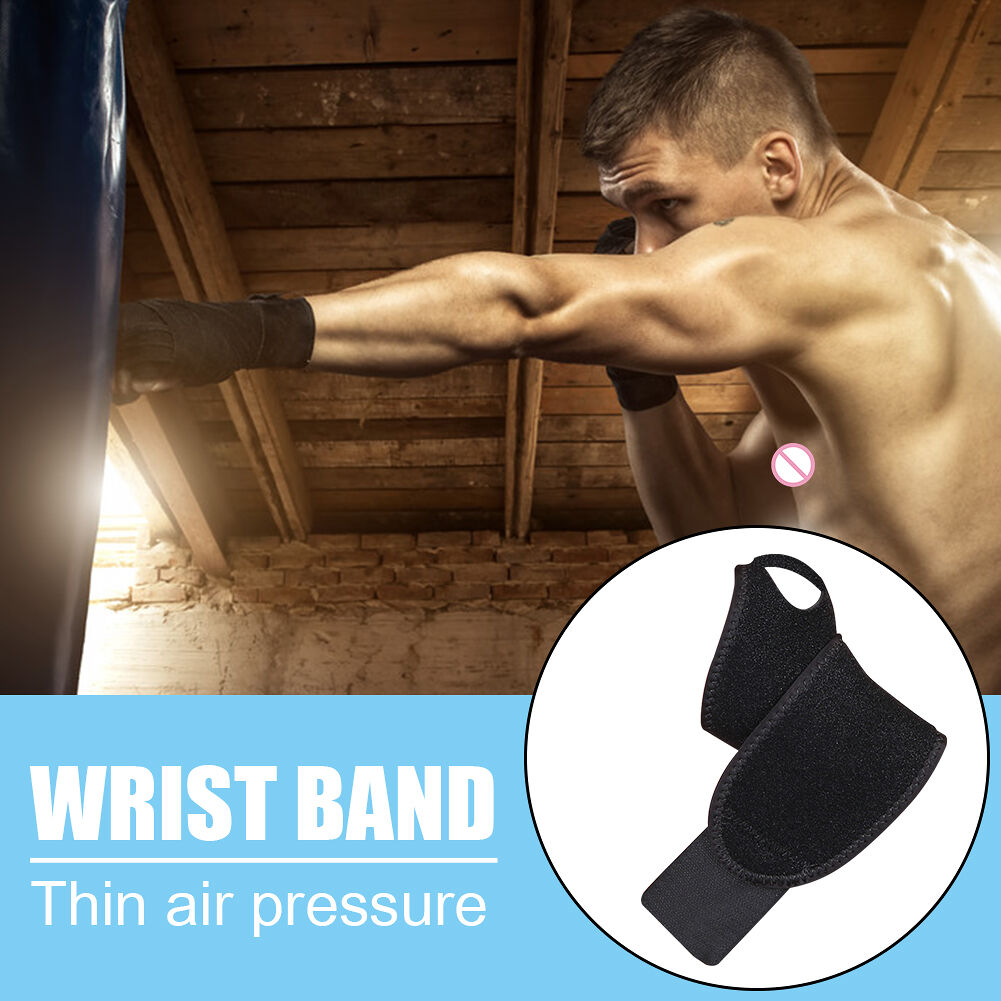 Gym Hand Wrist Support Brace Strap Training Exercises Wrist Wrap Protector