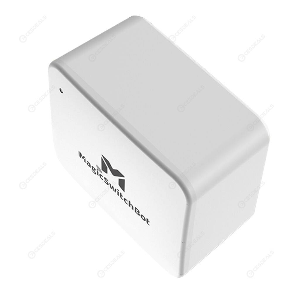 Bluetooth 5.0 Smart Button Pusher for Garage Wall Switch App Timer Control