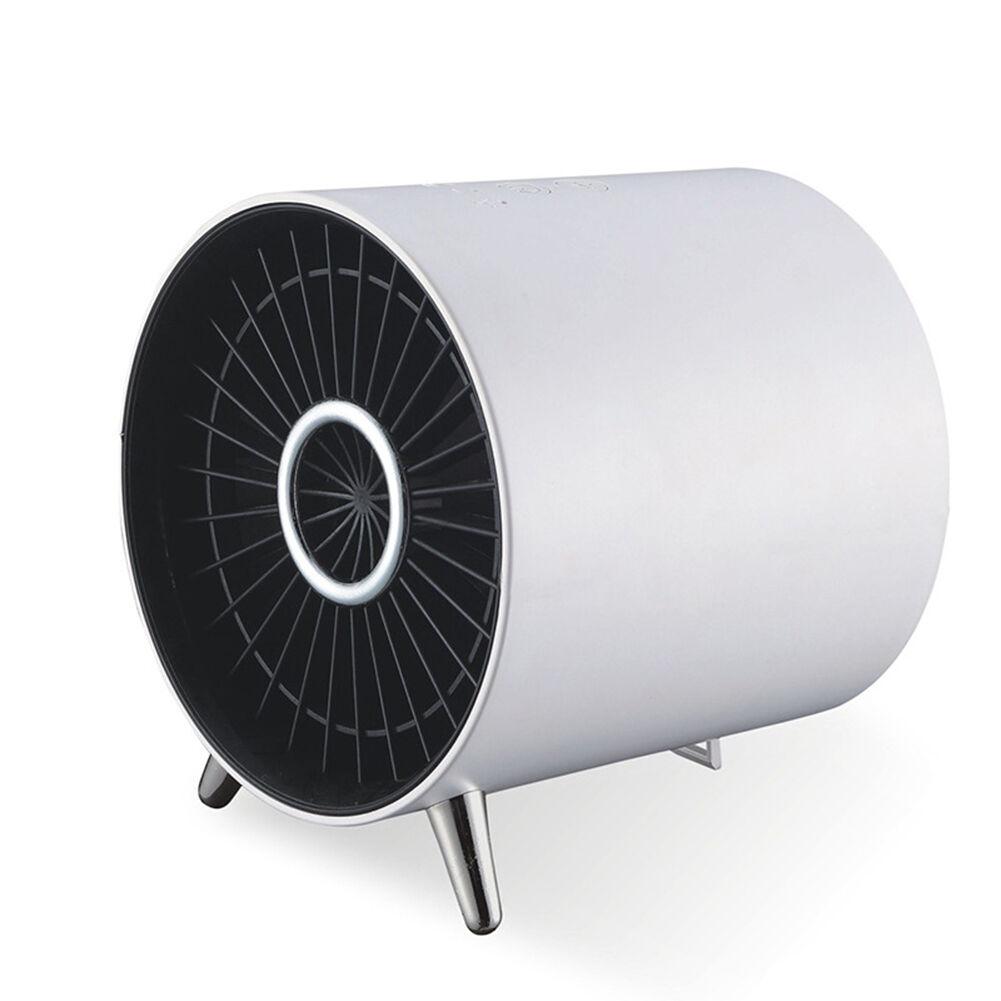 PTC Ceramic Heater Stove Radiator Electric Winter Warmer Machine (EU White)