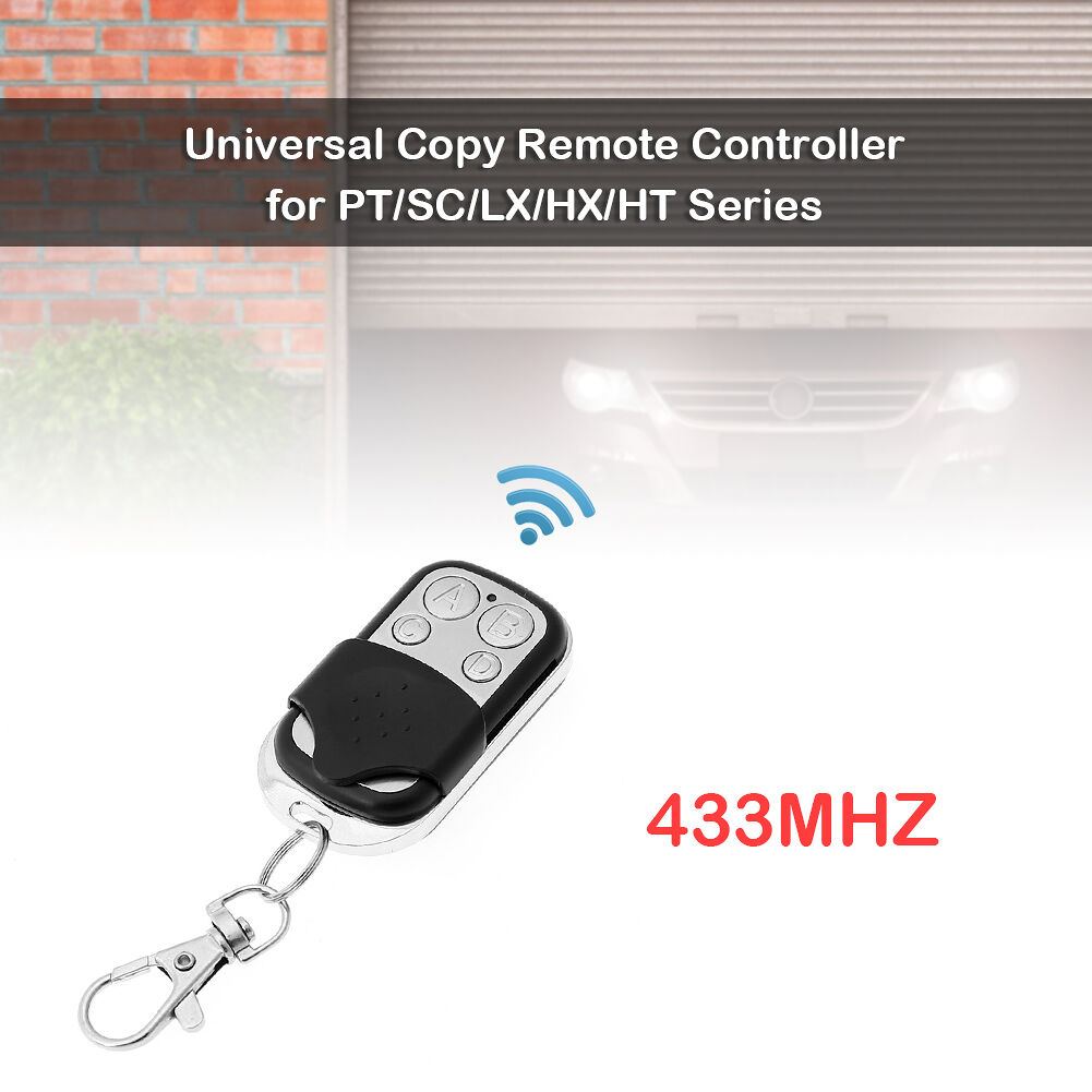 Electric Copy Remote Control 433MHz 4 Buttons Door Opener Wireless Switch